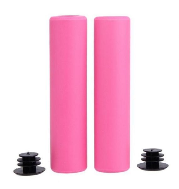 Manopla de Silicone 135 mm Rosa High One