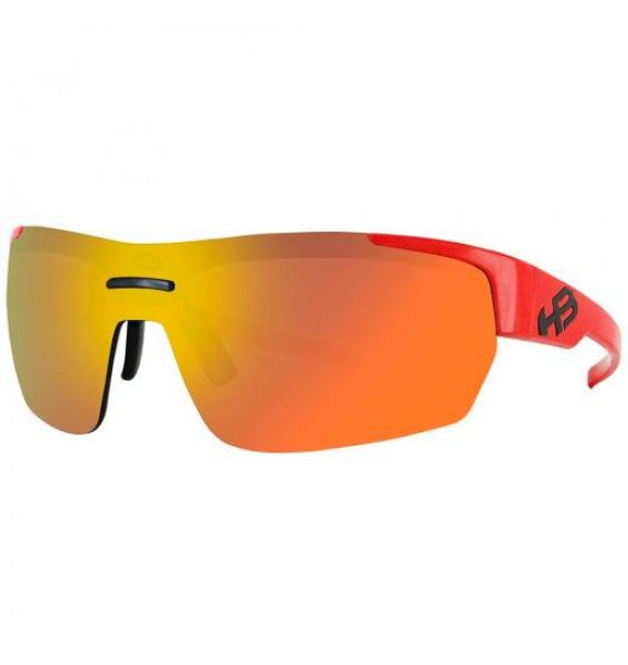 Oculos HB Highlander 3R Fire Red Chrome